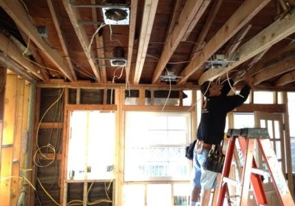 Electrical Fit Outs